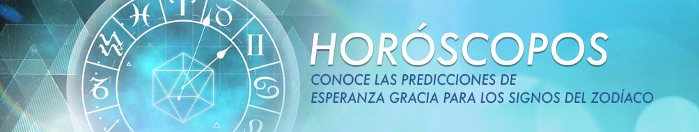 Horóscopo Semanal Esperanza Gracia